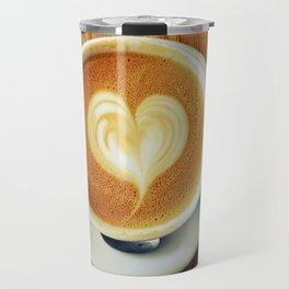 A Warm Cup of Love Travel Mug
