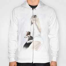 women_fox Hoody
