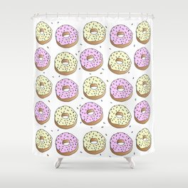 Go Nuts!  Shower Curtain