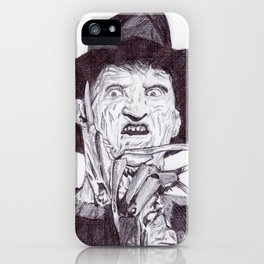 krueger iPhone Case