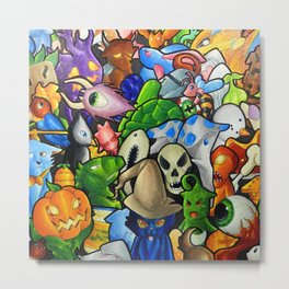 All terraria's pets Metal Print
