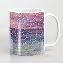 Looking through Lace Coffee Mug