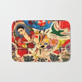 ART LIFE Bath Mat