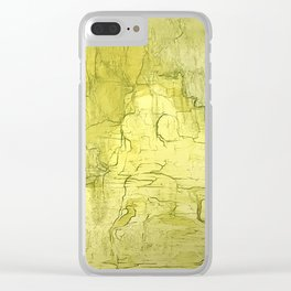 Baneful Clear iPhone Case