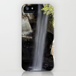 Waterfall in Tennessee iPhone Case