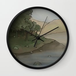 Mixabled Clues Wall Clock