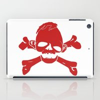 the goonies iPad Cases featuring Goonies Never say die Red by Komrod