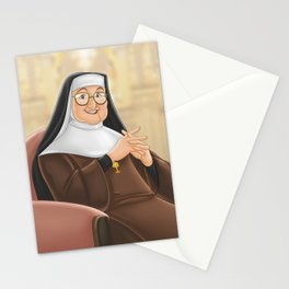 Mother Angelica Stationery Cards