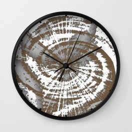 The Spiral Wall Clock