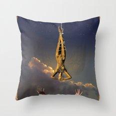 Tarot series: The Stars Throw Pillow