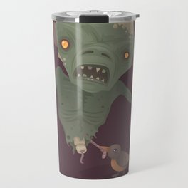 Sickly Zombie Travel Mug