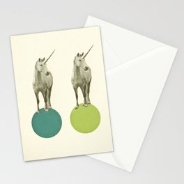 Unicorn Parade Stationery Cards