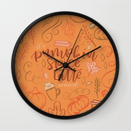 PSL Season Wall Clock