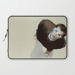 Tenth Doctor Laptop Sleeve
