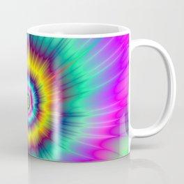Colorful Comet Coffee Mug