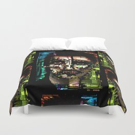 Three regrets later Duvet Cover