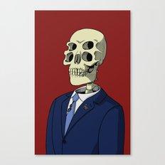 Universal Candidate Canvas Print