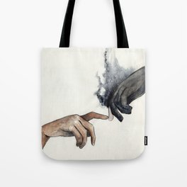 Dirtyhands and The Wraith Tote Bag