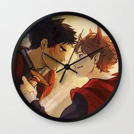 Iwaoi AU Wall Clock