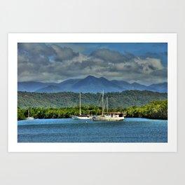 Port Douglas Art Print