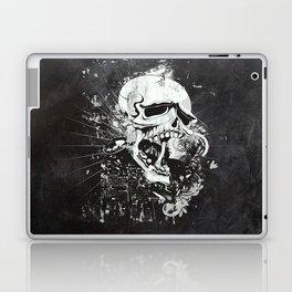 Dark Gothic Skull Laptop & iPad Skin