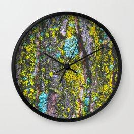 treehuggers Wall Clock