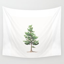 Young Sierra Lodgepole Pine Wall Tapestry