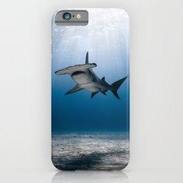 Moody Hammer iPhone Case