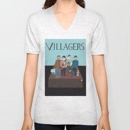 Villagers Unisex V-Neck