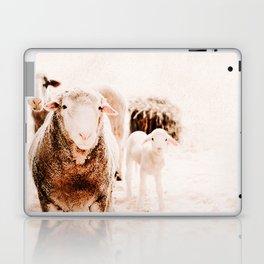Milly's family portrait Laptop & iPad Skin