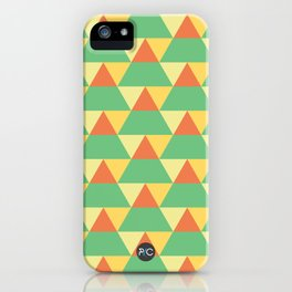 The Trees Change iPhone Case