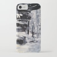 singapore iPhone & iPod Cases featuring Singapore I by Kasia Pawlak