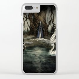 The Norns Clear iPhone Case