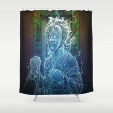 Marley's Christmas Carol Shower Curtain