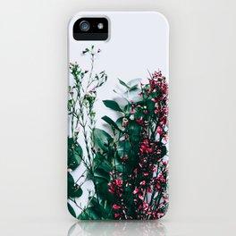 Peeking Nature iPhone Case