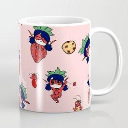 Ladyberry Coffee Mug