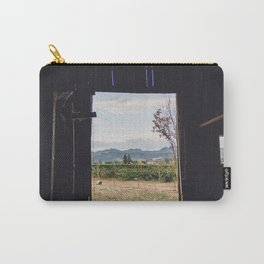 Barn Inside Out Carry-All Pouch
