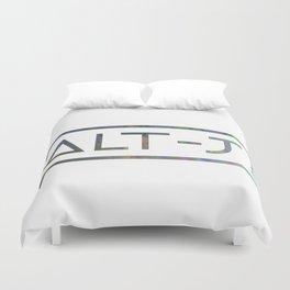 Alt -J Duvet Cover