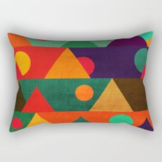 The moon phase Rectangular Pillow