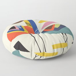 Pelican Love Floor Pillow