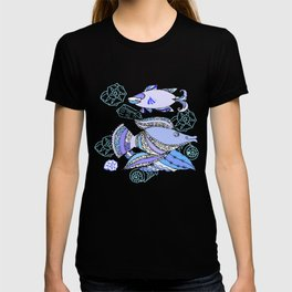 Two  Fishes and Cockleshells T-shirt