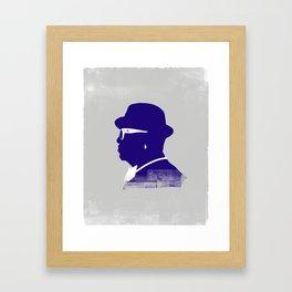 A.d. The Creative Framed Art Print