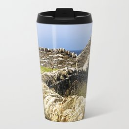 Dry Stone Dyke Travel Mug