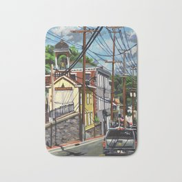 Ellicott City Flood Relief- Firehouse Museum Bath Mat