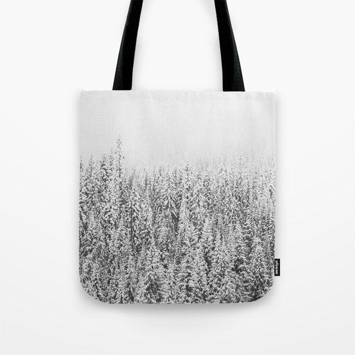 Frozen Winter Tote Bag