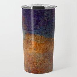 El Encuentro de las Aguas Travel Mug