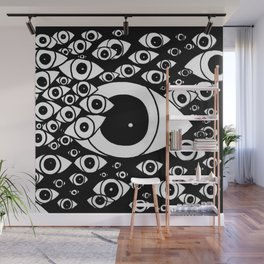 Dead Eyes Wall Mural