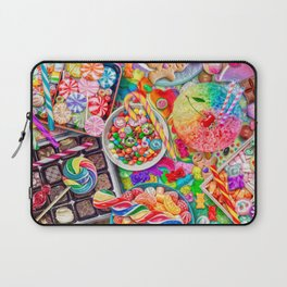 Candylicious Laptop Sleeve