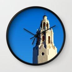 Spanish Tower Wall Clock