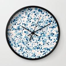 BP 32 Squares Wall Clock